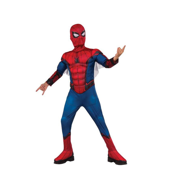 Marvel Spider-Man Homecoming Deluxe Costume by Rubies Costume