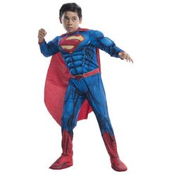 DC Comics Superman Deluxe Costume by Rubies Costume