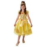 Disney's Belle Golden Storyteller Dress by Rubies Costume