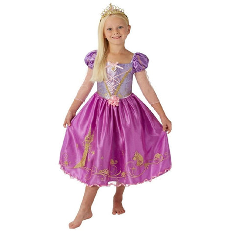 Disney Tangled Princess Rapunzel Costumes and Accessories