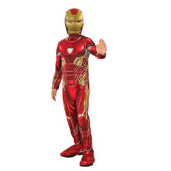Marvel Infinity War Classic Iron Man Costume by Rubies Costume