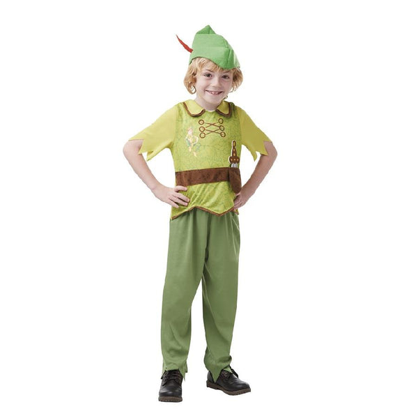 Book Week Disney Peter Pan Green Costume