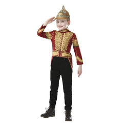 Book Week around the World Prince Philip Costume