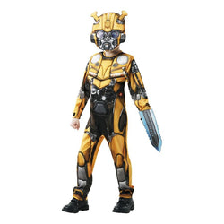 Transformers Bumblebee Deluxe Costume Hasbro Official by Rubies Costume
