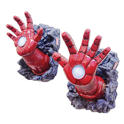 Marvel Iron Man Wall Breaker Hands Wall Art by Rubies Costume