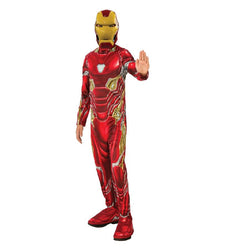 Marvel Comics Avengers Endgame Official Classic Iron Man Costume (Avengers 4)
