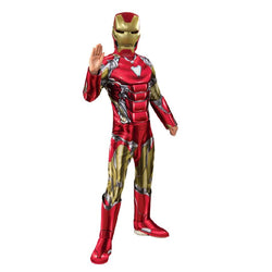 Marvel Comics Avengers Endgame Official Deluxe Iron Man Costume (Avengers 4)