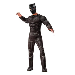 Marvel's Black Panther Costume for Adults by Rubies Costumes
