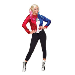 Warner Bros Adult Harley Quinn Kit by Rubies Costume