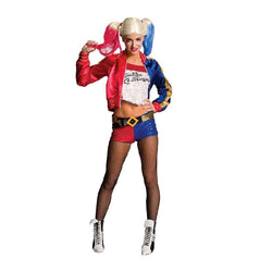 Warner Bros Adult Harley Quinn Costume by Rubies Costume