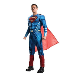 Warner Brothers DC Comics Adult Superman Costume by Rubies Costume