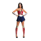 DC Comics Adult Wonder Woman Costume by Rubies Costume