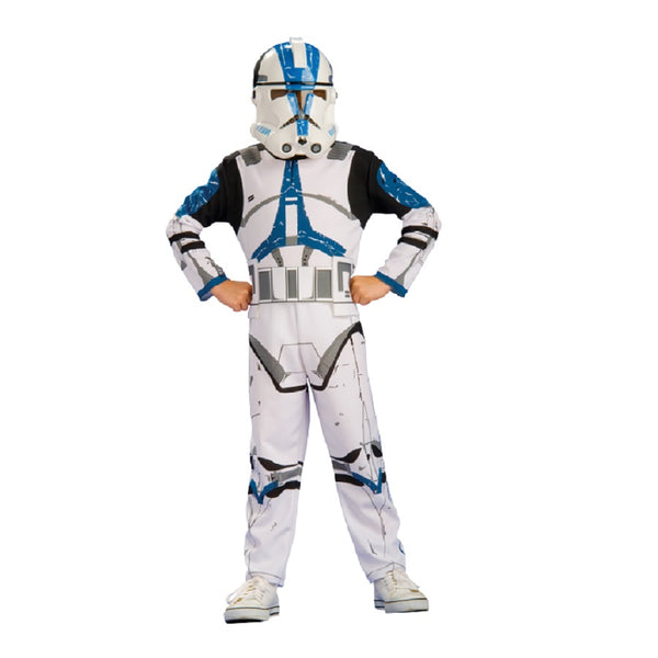 Star Wars Clone Trooper Action Box Set by Rubies Costume