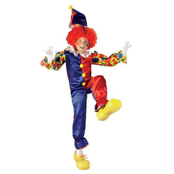 Book Week The Circus Bubbles The Clown Costume by Rubies Costume