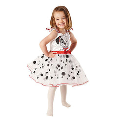 Disney's 101 Dalmatians Ballerina Costume for Infants, Toddlers and Children by Rubies Costumes