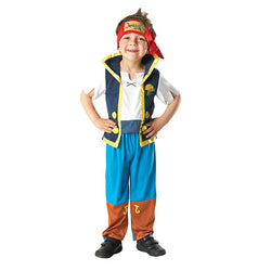 Jake the Pirate Costume by Rubies Costume
