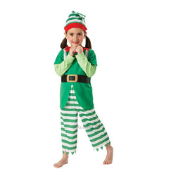 Helpful Elf Children's Costume Girl Version by Rubies Costume