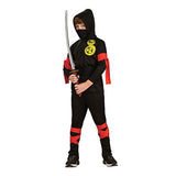 Bookweek Black Child Ninja Costume by Rubies Costume