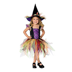 Halloween Glitter Witch Costume by Rubies Costume