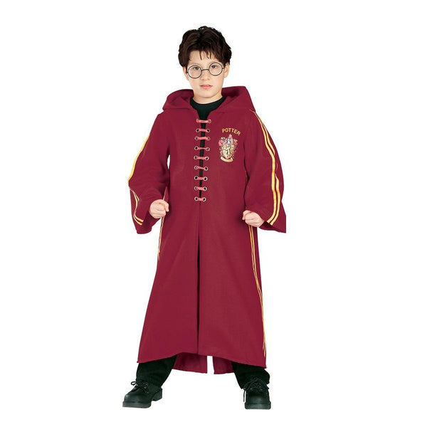 Book Week Harry Potter Deluxe Quidditch Rob by Rubies Costume