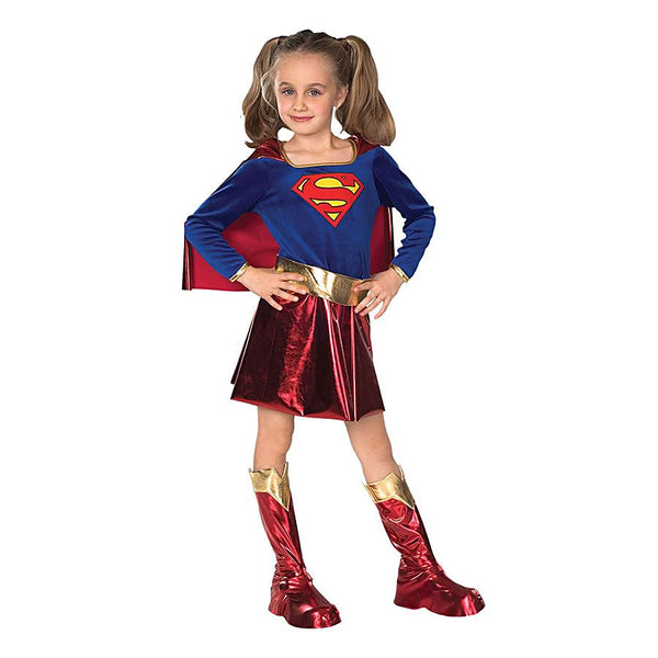Warner Brothers Supergirl Deluxe Costume by Rubies Costume