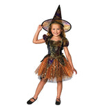 Elegant Witch Halloween Costume Dress by Rubies Costume
