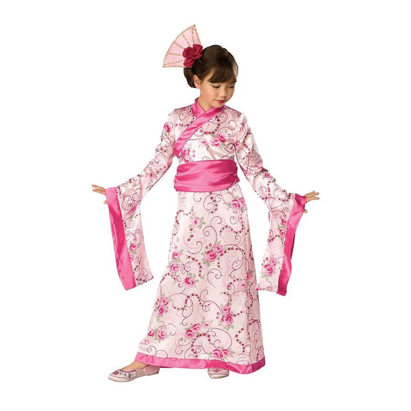 Book Week Around The World Asian Princess Old Costume in Pink by Rubies Costume