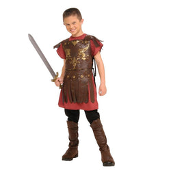 Book Week Gladiator Costume Armory by Rubies Costume