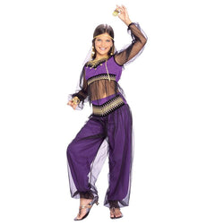 Book Week Harem Princess Costume in Purple by Rubies Costume