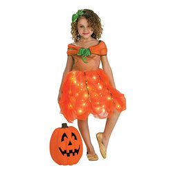 Halloween Twinkle Pumpkin Princess Costume by Rubies Costume