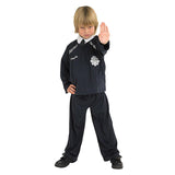 Profession Kids Police Officer-R807 Costume by Rubies Costume