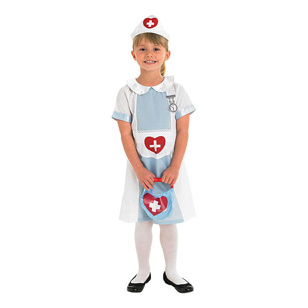 Profession Nurse Child Costume by Rubies Costume