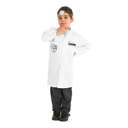 Profession Doctor Costume for Children by Rubies Costume