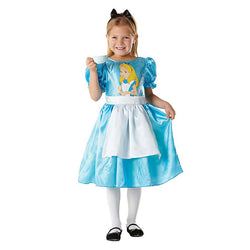 Girl's Alice in Wonderland Classic Costume for Book Week by Rubies Costume