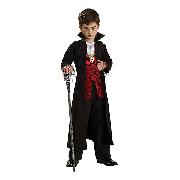 Halloween Royal Vampire Child by Rubies Costume