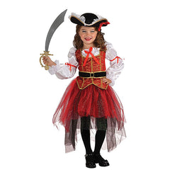 Historical Pirate Princess of the Seas Costume