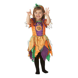 Halloween Pumpkin Witch Costume