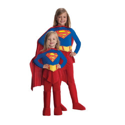 DC Comics Supergirl Deluxe Costume by Rubies Costume