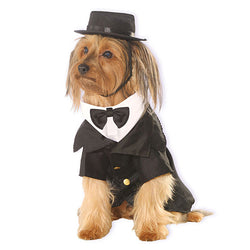 Dapper Dog Pet Costume by Rubies Costume