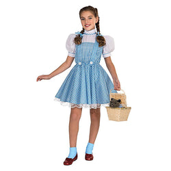 Wizard of Oz Deluxe Child Dorothy Costume by Rubies Costume