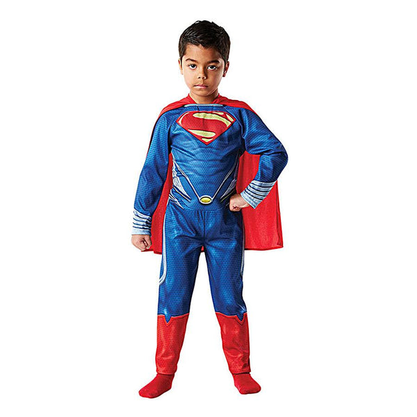 Man of Steel Classic Superman Costume by Rubies Costume