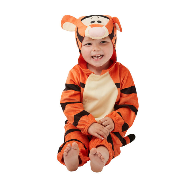 Disney Baby Toddler Winnie The Pooh Tigger Furries Costume