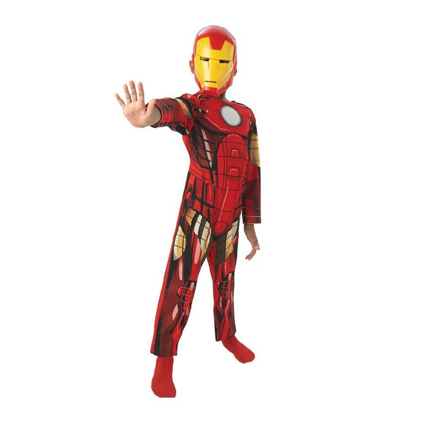 Marvel Iron Man Classic Costume by Rubies Costume