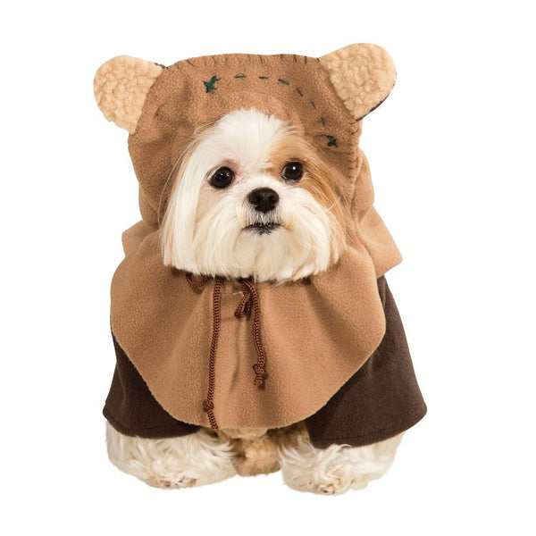 Star Wars Ewok Pet Costume by Rubies Costume