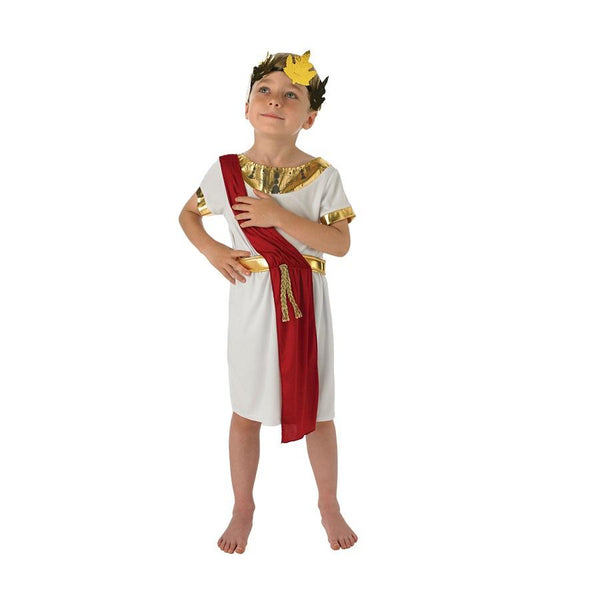Book Week Child Roman Boy by Rubies Costume