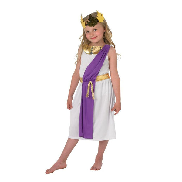 Book Week Child Roman Girl Costume by Rubies Costume