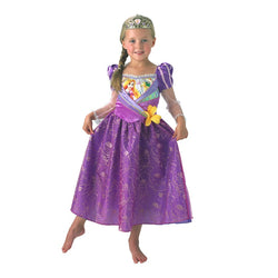 Disney's Princess Rapunzel Shimmer Costume by Rubies Costume