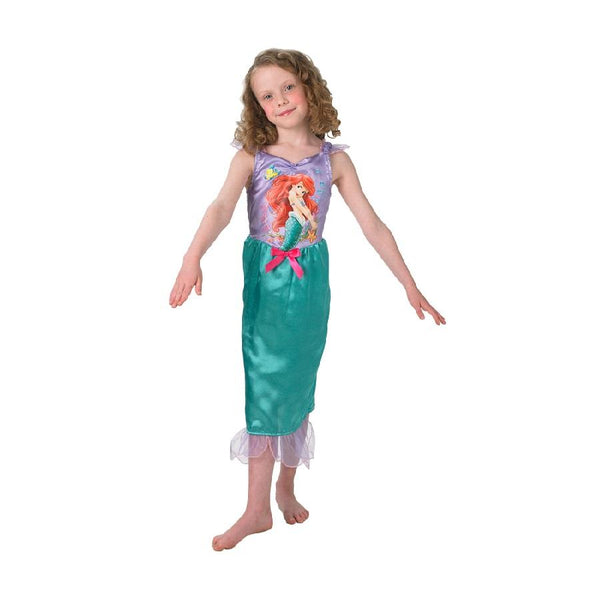 Disney Princess Ariel Storytime Classic Dress by Rubies Costume