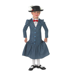 Book Week Mary Poppins Costume by Rubies Costume