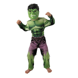 Marvel Avengers Classic Hulk Costume by Rubies Costume